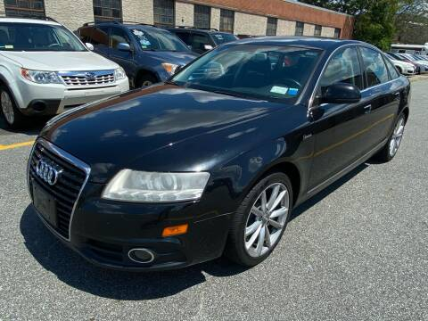 2011 Audi A6 for sale at MAGIC AUTO SALES - Magic Auto Prestige in South Hackensack NJ