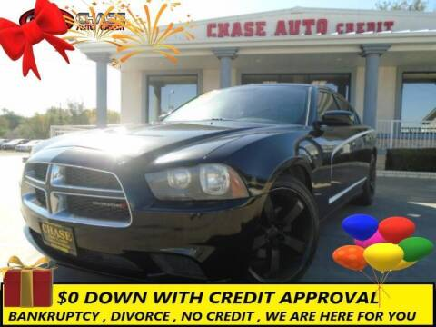 2013 Dodge Charger for sale at Chase Auto Credit in Oklahoma City OK