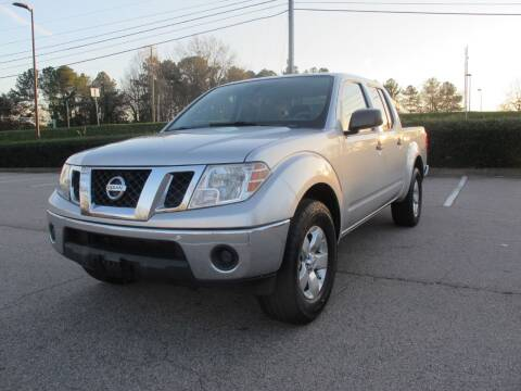 2010 Nissan Frontier for sale at Best Import Auto Sales Inc. in Raleigh NC