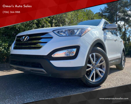 2014 Hyundai Santa Fe Sport for sale at Omar's Auto Sales in Martinez GA