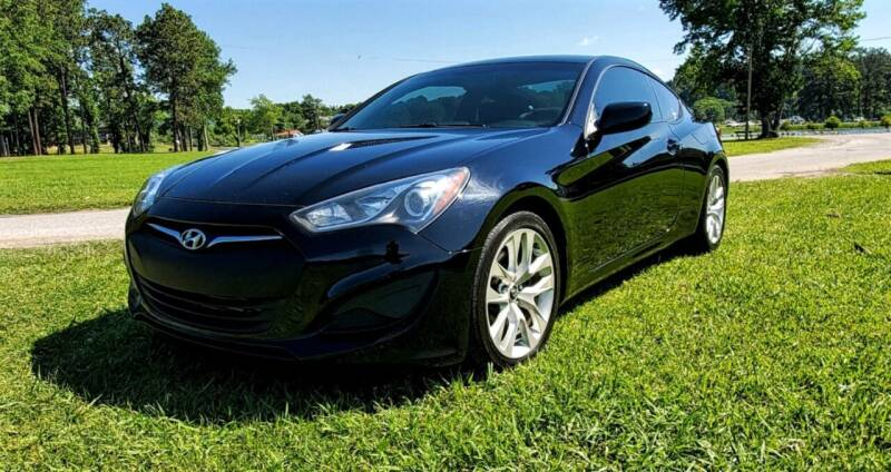 2013 Hyundai Genesis Coupe for sale at CarUnder10k in Dayton TN