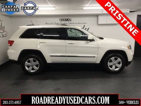 2012 Jeep Grand Cherokee for sale at Road Ready Used Cars in Ansonia CT