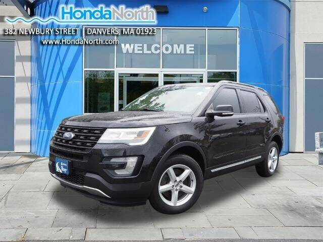 2016 Ford Explorer for sale at 1 North Preowned in Danvers MA