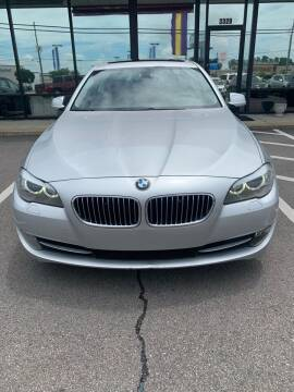 2013 BMW 5 Series for sale at East Carolina Auto Exchange in Greenville NC