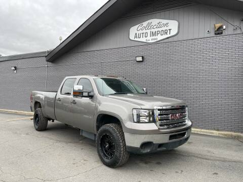 2013 GMC Sierra 2500HD for sale at Collection Auto Import in Charlotte NC