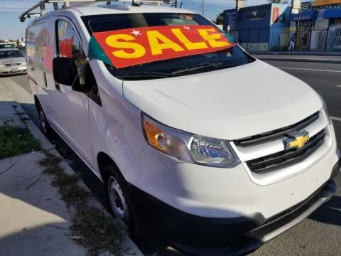 2015 Chevrolet City Express Cargo for sale at Ournextcar/Ramirez Auto Sales in Downey CA