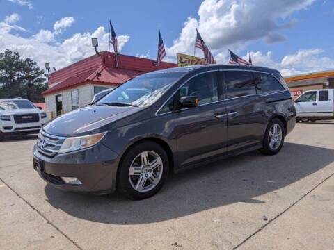 2013 Honda Odyssey for sale at CarZoneUSA in West Monroe LA