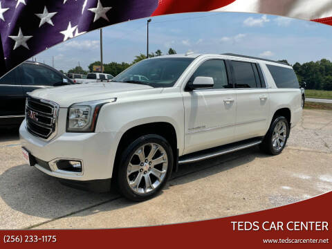 2015 GMC Yukon XL for sale at TEDS CAR CENTER in Athens AL