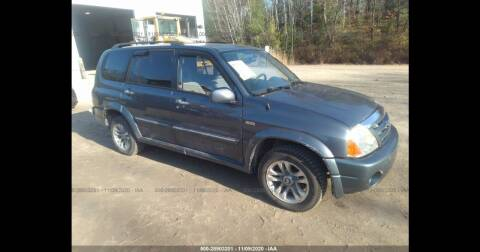 2004 Suzuki XL7 for sale at Route 28 Auto Sales in Canton MA