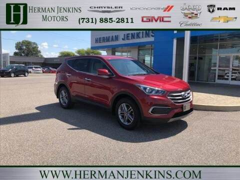 2017 Hyundai Santa Fe Sport for sale at Herman Jenkins Used Cars in Union City TN