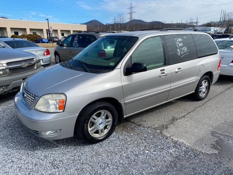 2006 Ford Freestar for sale at Bailey's Auto Sales in Cloverdale VA