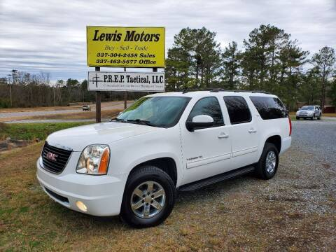 2014 GMC Yukon XL for sale at Lewis Motors LLC in Deridder LA