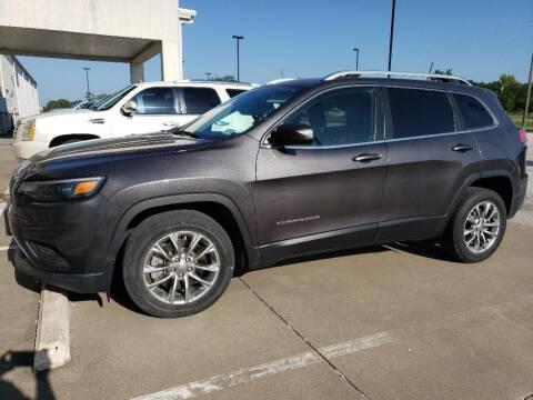 2019 Jeep Cherokee for sale at Stanley Chrysler Dodge Jeep Ram Gatesville in Gatesville TX
