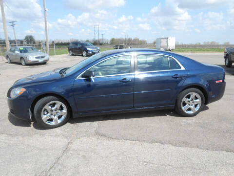 2012 Chevrolet Malibu for sale at Salmon Automotive Inc. in Tracy MN
