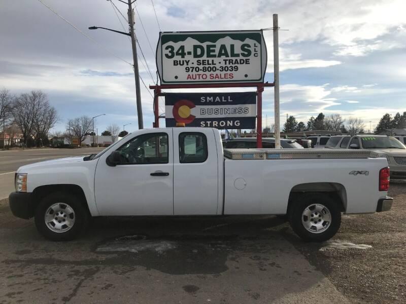 2011 Chevrolet Silverado 1500 for sale at 34 Deals LLC in Loveland CO