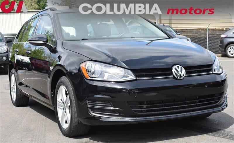 2015 Volkswagen Golf SportWagen for sale in Portland, OR