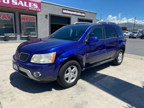 2006 Pontiac Torrent for sale at Auto Image Auto Sales in Pocatello ID
