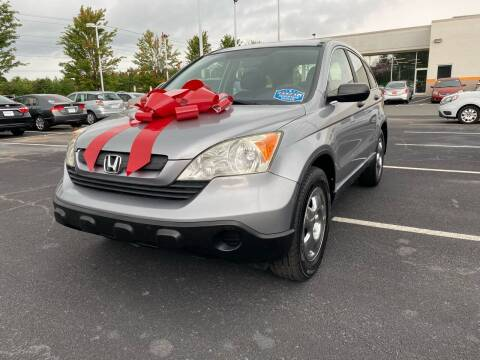 2008 Honda CR-V for sale at Charlotte Auto Group, Inc in Monroe NC