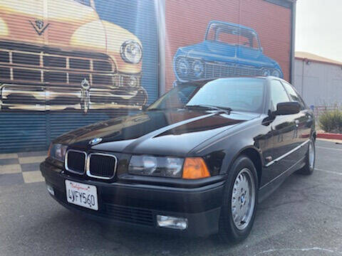 1995 BMW 3 Series for sale at California Automobile Museum in Sacramento CA