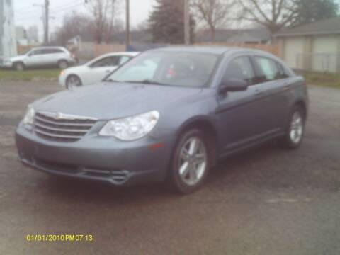 2007 Chrysler Sebring for sale at Flag Motors in Columbus OH