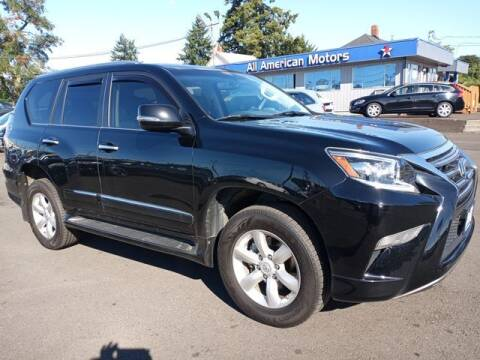 2015 Lexus GX 460 for sale at All American Motors in Tacoma WA