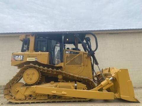 2016 Caterpillar D6T XW