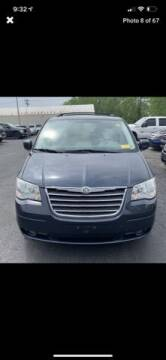 2008 Chrysler Town and Country for sale at Right Choice Automotive in Rochester NY