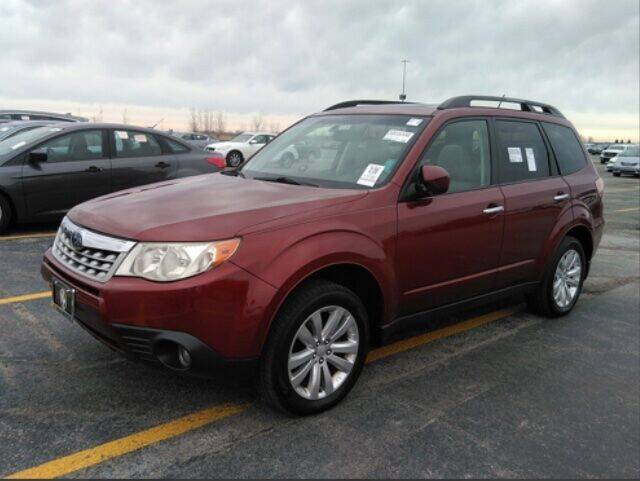 2012 Subaru Forester for sale at HW Used Car Sales LTD in Chicago IL