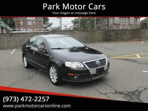 2010 Volkswagen Passat for sale at Park Motor Cars in Passaic NJ