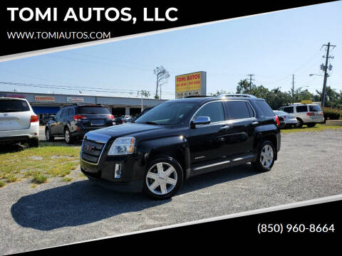2011 GMC Terrain for sale at TOMI AUTOS, LLC in Panama City FL