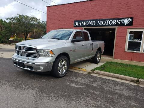 2017 RAM Ram Pickup 1500 for sale at Diamond Motors in Pecatonica IL
