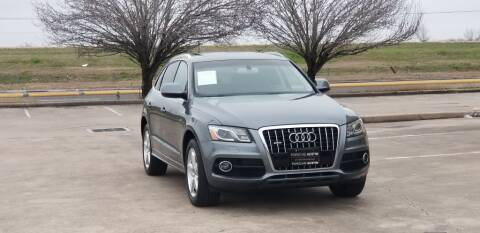 2012 Audi Q5 for sale at America's Auto Financial in Houston TX