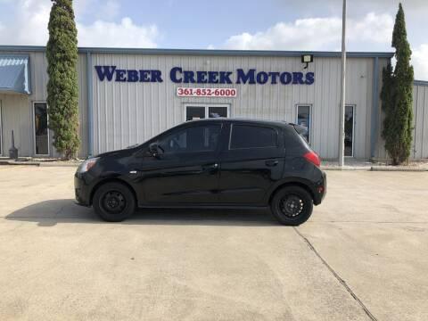 2014 Mitsubishi Mirage for sale at Weber Creek Motors in Corpus Christi TX