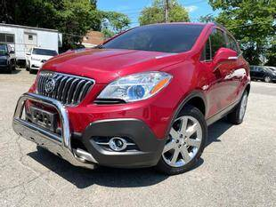 2016 Buick Encore for sale at Rockland Automall - Rockland Motors in West Nyack NY