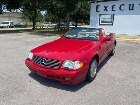 1995 Mercedes-Benz SL-Class for sale at Executive Automotive Service of Ocala in Ocala FL