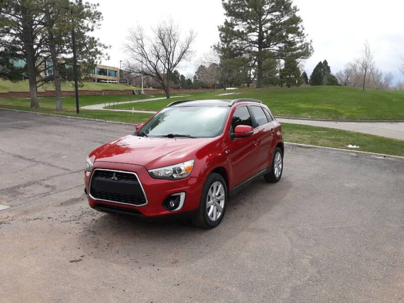 2015 Mitsubishi Outlander Sport for sale at QUEST MOTORS in Englewood CO