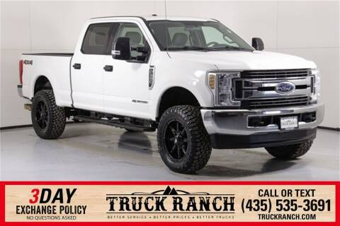 2019 Ford F-350 Super Duty for sale at Truck Ranch in Logan UT