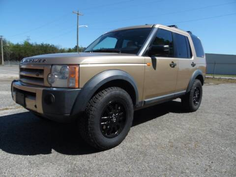 2005 Land Rover LR3 for sale at Williams Auto & Truck Sales in Cherryville NC