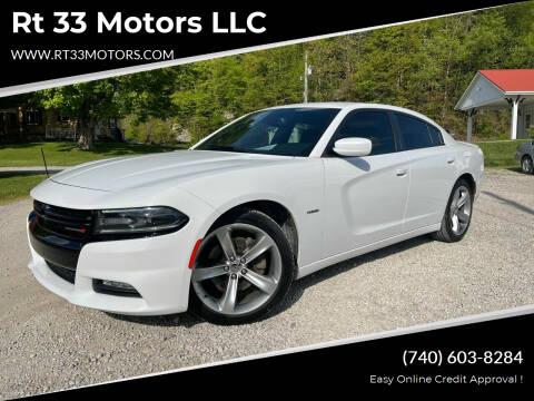 2016 Dodge Charger for sale at Rt 33 Motors LLC in Rockbridge OH