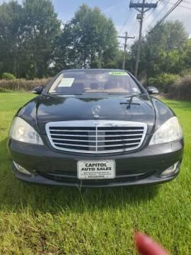 2007 Mercedes-Benz S-Class for sale at CAPITOL AUTO SALES LLC in Baton Rouge LA
