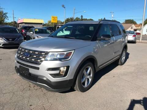 2016 Ford Explorer for sale at Bravo Auto Sales in Whitesboro NY