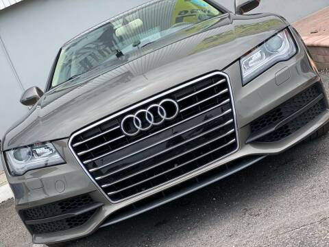 2014 Audi A7 for sale at HIGH PERFORMANCE MOTORS in Hollywood FL