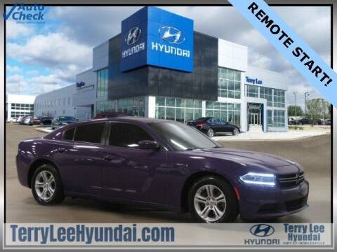 2016 Dodge Charger for sale at Terry Lee Hyundai in Noblesville IN
