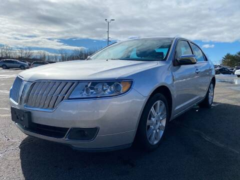 2012 Lincoln MKZ for sale at MFT Auction in Lodi NJ