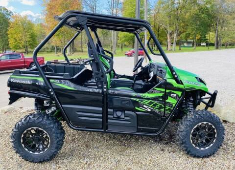 2022 Kawasaki Teryx® S LE for sale at Street Track n Trail in Conneaut Lake PA