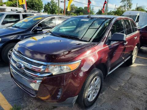 2011 Ford Edge for sale at America Auto Wholesale Inc in Miami FL