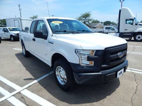 2015 Ford F-150 for sale at Vail Automotive in Norfolk VA