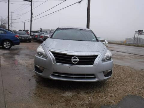 2013 Nissan Altima for sale at N & A Metro Motors in Dallas TX