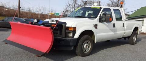 2010 Ford F-350 Super Duty for sale at Bik's Auto Sales in Camp Hill PA
