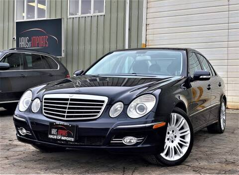 2007 Mercedes-Benz E-Class for sale at Haus of Imports in Lemont IL